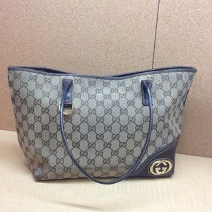 AS IS SUPER LOW PRICE $1450 RETAIL AUTH GUCCI TOTE